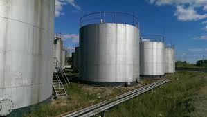 Покупка вертикальных резервуаров