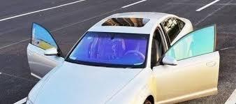 Преимущества тонировки автомобиля