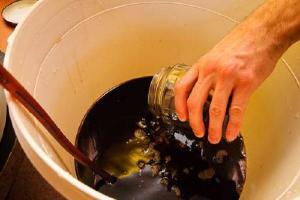 Производство пива из концентрата пивного сусла